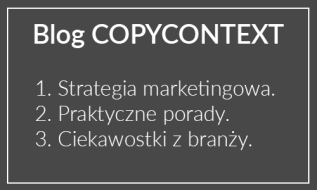 Blog Copycontext